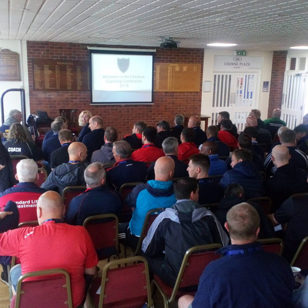 First Cheshire RFU Coaching Conference – Great Success….