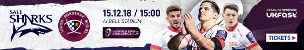 Sale Sharks DPP U13 2018-2019 launch………