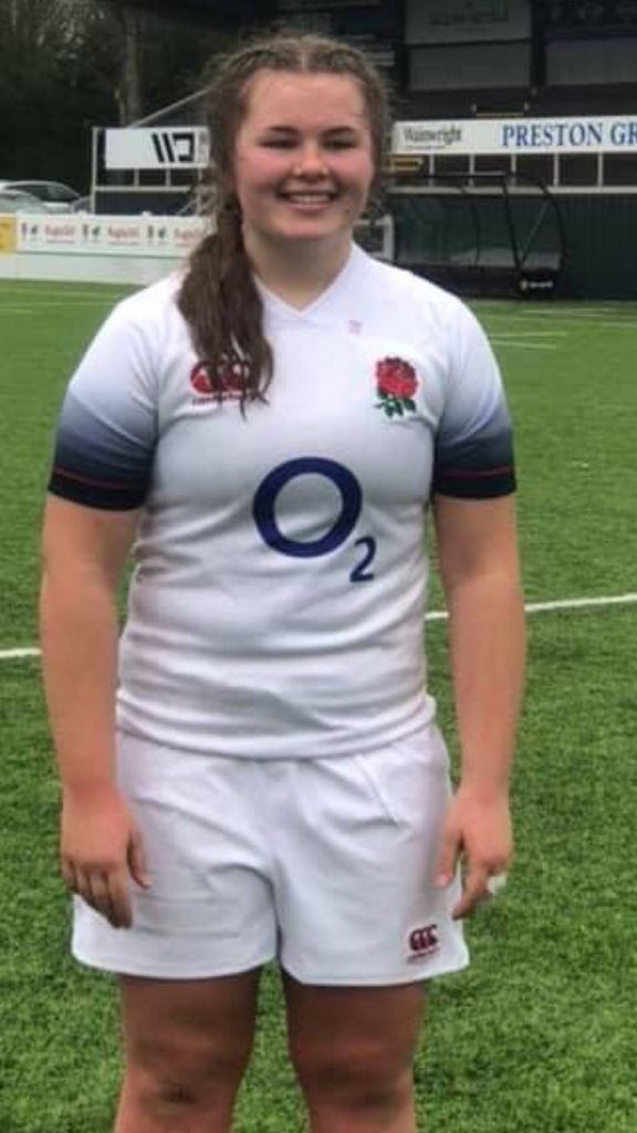 Congratulations to Scarlett Fielding and England U18s on their win over Scotland…….