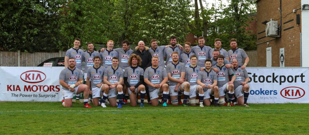 Cheshire Men's team Twickenham bound!!..